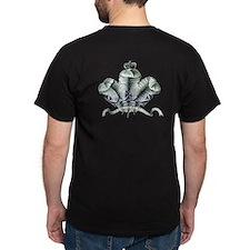 Welsh Ich Dien Emblem T-Shirt