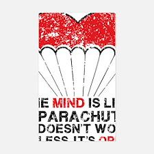 parachute Decal