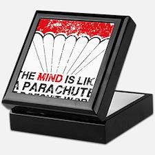 parachute Keepsake Box