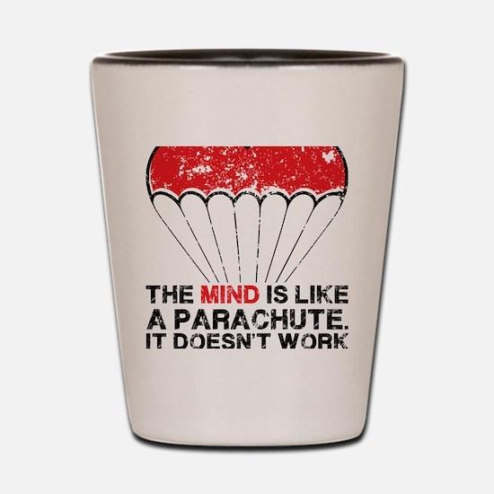parachute Shot Glass