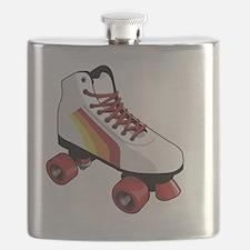 Retro Roller Skate Flask