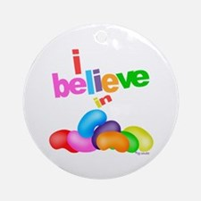 Big Jelly Beans Ornament (Round)