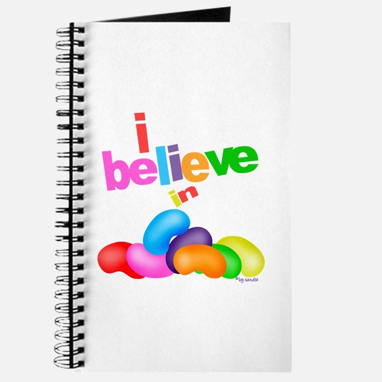 Big Jelly Beans Journal