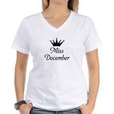 Miss December Shirt