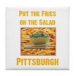 Fries Tile Coaster