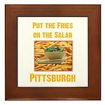 Fries Framed Tile