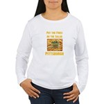 Fries Women's Long Sleeve T-Shirt
