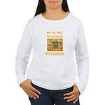 Fries Women's Long Sleeve T-Shirt
