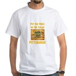 Fries White T-Shirt