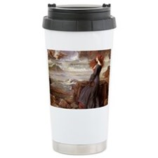 Miranda The Tempest Travel Coffee Mug