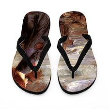 Waterhouse_miranda_the_tempest1SC Flip Flops
