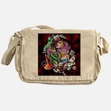 wonderland Messenger Bag