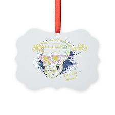 nerd-girl-sk-DKT Ornament