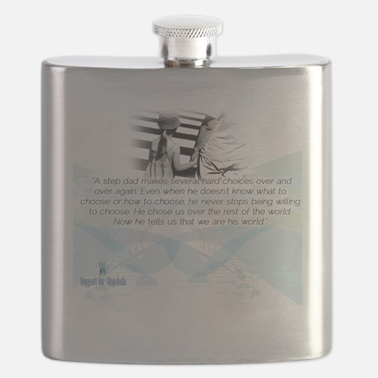 Stepdad Choices Flask