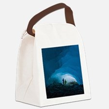 2013.04 Ice Cave Canvas Lunch Bag