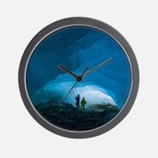 2013.04 Ice Cave Wall Clock