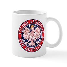 New Britain Connecticut Polish Mug