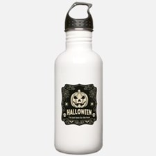 Here For The Boos Water Bottle