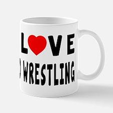 I Love Sumo Wrestling Mug
