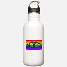 Medical Doctor Pride Water Bottle