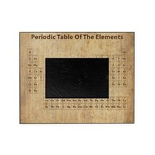 vintageperioidctable Picture Frame