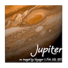 Jupiter-Voyager Tile Coaster