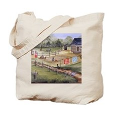 Mary Pattersons Quilts Tote Bag