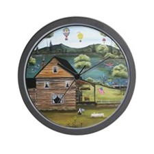 Micks Cove Wall Clock