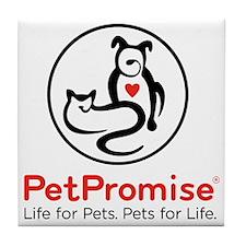 PetPromise, Inc. Tile Coaster