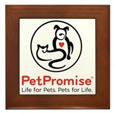 PetPromise, Inc. Framed Tile