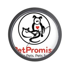 PetPromise, Inc. Wall Clock