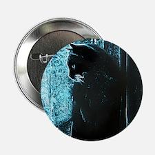 """DollyCat Deep Deep Blue - Ragdoll Cat 2.25"""" Button"""