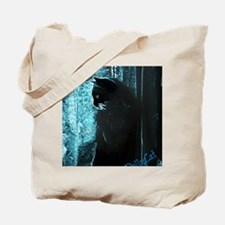 DollyCat Deep Deep Blue - Ragdoll Cat Tote Bag