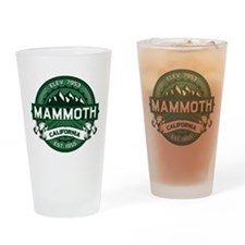 Mammoth Forest Drinking Glass