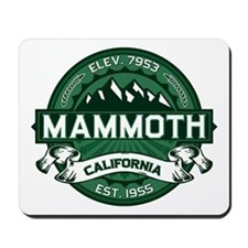 Mammoth Forest Mousepad