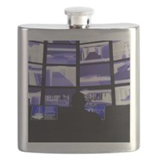 Freedoms Snare Cover Image Flask