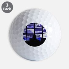 Freedoms Snare Cover Image Golf Ball