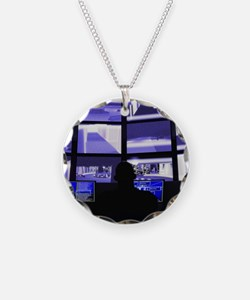 Freedoms Snare Cover Image Necklace