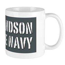 My Grandson is in the Navy Mug