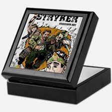 Team Stryker Mission 001 Cover Keepsake Box
