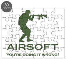 your doing it wrong - OD Puzzle
