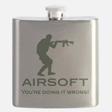 your doing it wrong - OD Flask