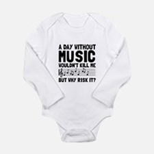 Risk It Music Body Suit