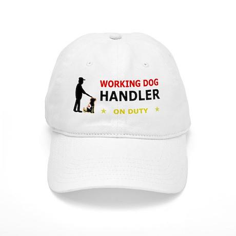 Working Dog Handler, Cap