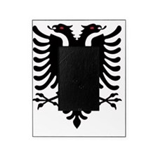 Albanian Eagle Picture Frame