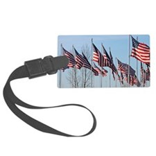 Flags of Honor Luggage Tag