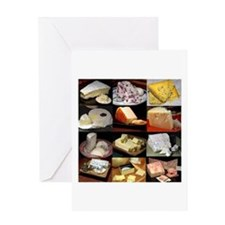 cheese gifts s Greeting Cards