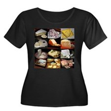 cheese gifts s Plus Size T-Shirt