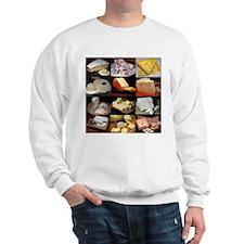 cheese gifts s Sweatshirt