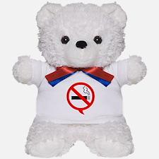 Say no to cigarettes Teddy Bear